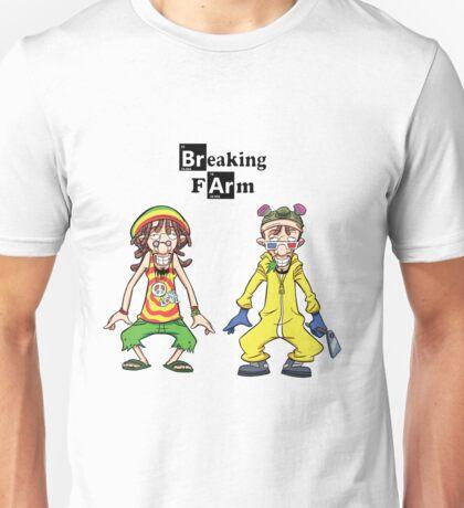 Breaking Farm evolution Unisex T-Shirt