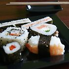 Sushi by Terri-Leigh Stockdale