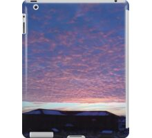 Cloud Dusk Blankets iPad Case/Skin