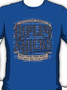 Ripley & Hicks Exterminators T-Shirt