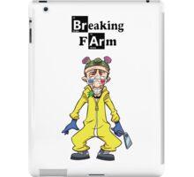 Breaking Farm iPad Case/Skin