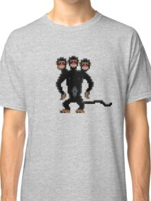 Look behind you! (Monkey Island) Classic T-Shirt
