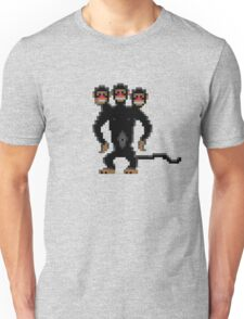 Look behind you! (Monkey Island) Unisex T-Shirt