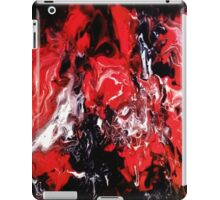 IN THE RED iPad Case/Skin