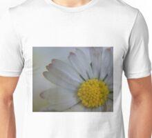 Macro Daisy Unisex T-Shirt