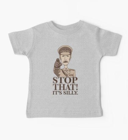 Stop That! Baby Tee