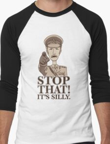 Stop That! Men's Baseball ¾ T-Shirt