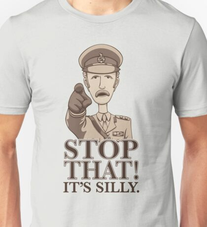 Stop That! Unisex T-Shirt