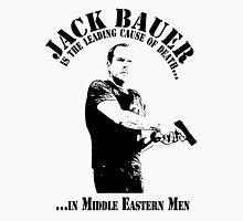 Jack Bauer 24 Leading Cause of Death Unisex T-Shirt