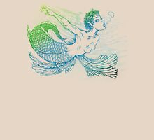 underwater mermaid Unisex T-Shirt