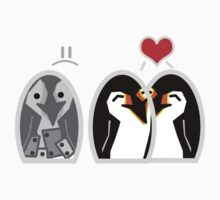 Penguin Love  by Kimberly Temple