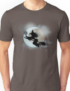 Baby Witch - Silhouette Unisex T-Shirt
