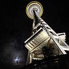 Space Needle III by JAHphoto
