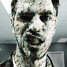 Zombie man by DesignStrangler