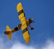 Boeing Stearman by Ian Creek
