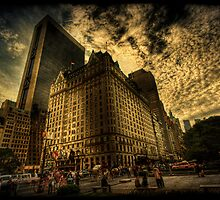 5th Avenue New York City  by nikolat