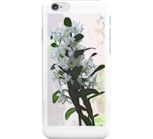 Orchid Blooms iPhone Case/Skin