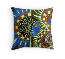 8th March Throw Pillow