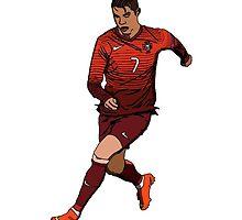 Ronaldo by maxiii23