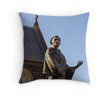 St Francis Throw Pillow
