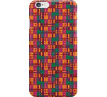 Modern Tribal Trip Tile Pattern iPhone & iPod Case Covers iPhone Case/Skin