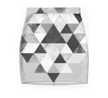 Graphic 202 Black and White Mini Skirt