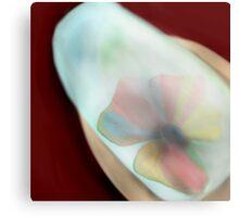 nail Canvas Print