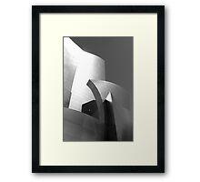Frank Gehry's Walt Disney Concert Hall, LA Framed Print