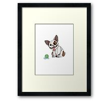 Ball? Framed Print