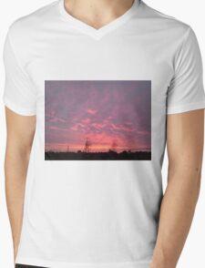 Dusk Mens V-Neck T-Shirt