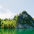 Green & Tranquil by muzy