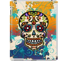 Mexican Sugar Skull, Dias de los muertos, Days of the Dead iPad Case/Skin