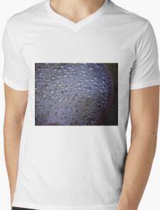 Water Droplets Mens V-Neck T-Shirt