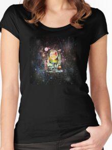Meter's Dream Women's Fitted Scoop T-Shirt