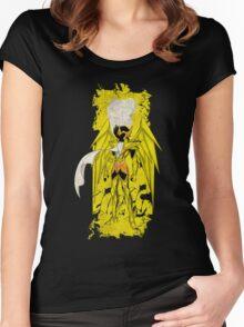 Sagittarius - A Saint Seiya shirt Women's Fitted Scoop T-Shirt