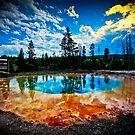 Yellowstone take II by Melinda Kerr