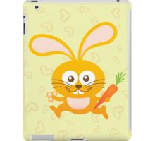 Smiling Little Bunny iPad Case/Skin