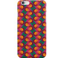 Green Purple Orange : Funky Pattern iPhone & iPod Case Covers iPhone Case/Skin