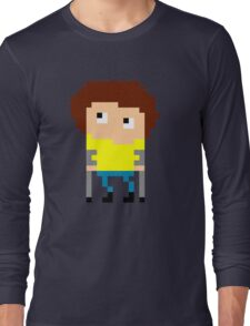 South Park Jimmy 16-bit Long Sleeve T-Shirt