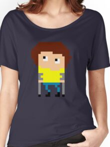 South Park Jimmy 16-bit Women's Relaxed Fit T-Shirt
