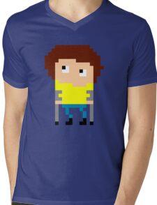 South Park Jimmy 16-bit Mens V-Neck T-Shirt