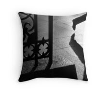 Fleet of foot Throw Pillow