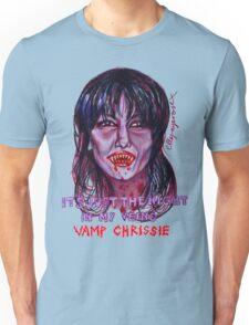 Vamp Chrissie Unisex T-Shirt