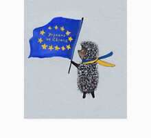 Art poster - Ukraine is part of Europe! Unisex T-Shirt