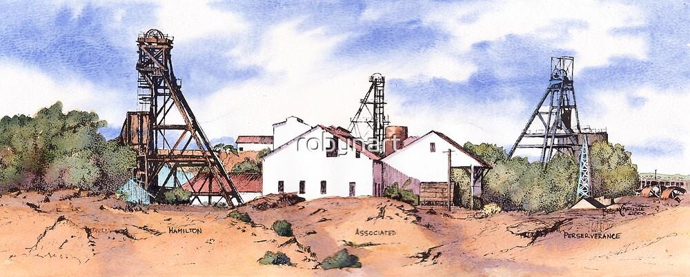 The Way Things Were,Kalgoorlie.West Australia. by robynart