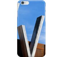 Art Work at Bendigo iPhone Case/Skin