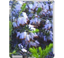 White Flowers iPad Case/Skin