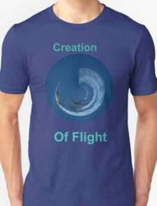 Creation Of Flight Design T-Shirt