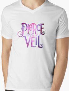 Pierce The Veil Mens V-Neck T-Shirt