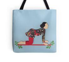 Shvanasana - DOG yoga posture Tote Bag